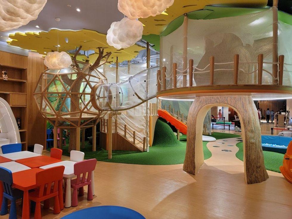 雲品溫泉酒店 兒童遊戲室|東南旅遊