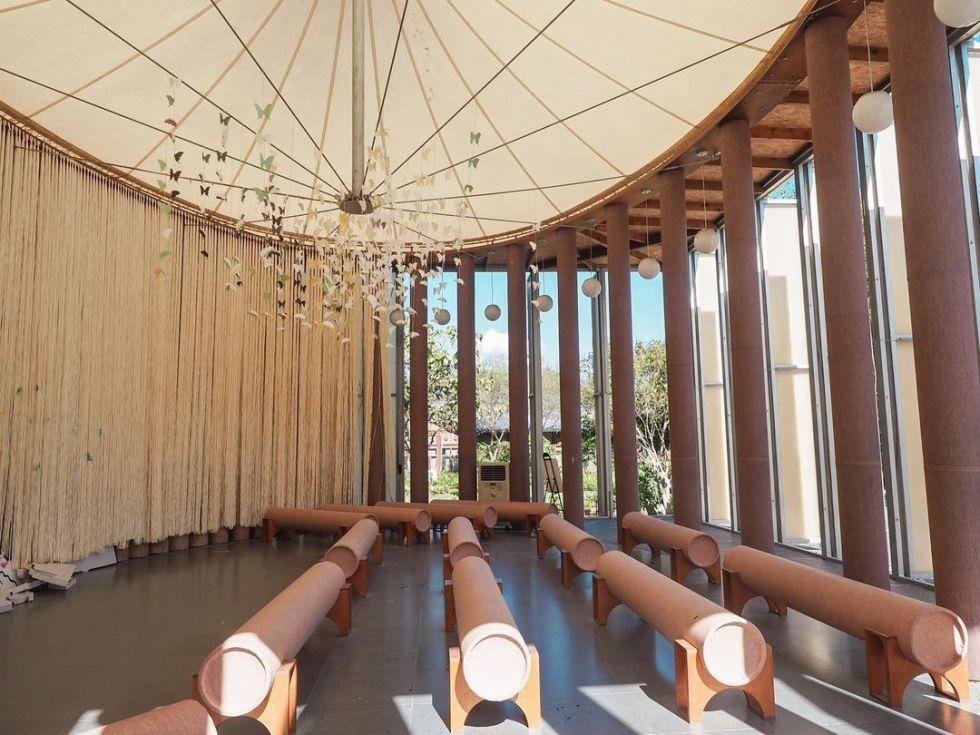 紙教堂|圖片提供: IG@karenfaith_chiang