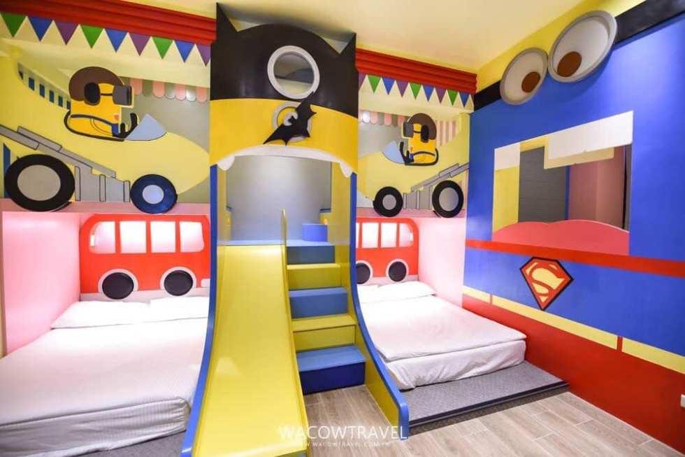 Fun假旅店|照片提供:台南住宿·Fun假親子旅店 粉絲團提供