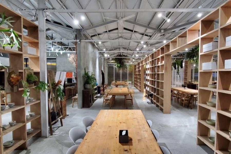 梅山空氣圖書館|東南旅遊
