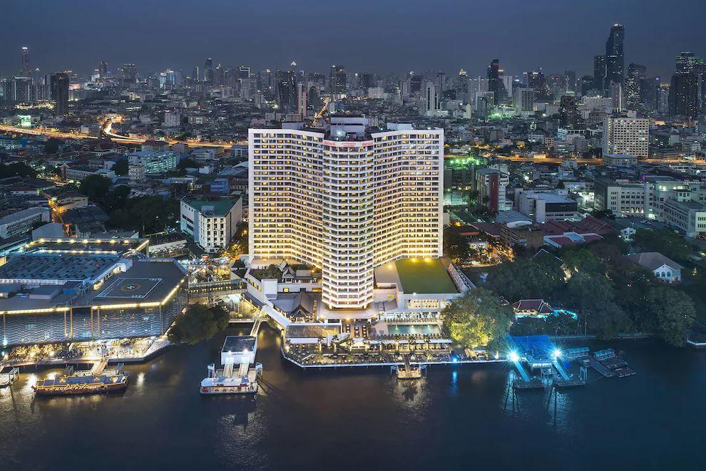 曼谷喜來登 東南旅遊