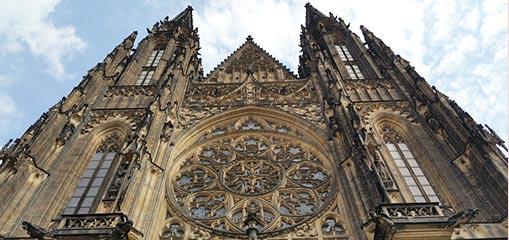 聖維特大教堂|東南旅遊