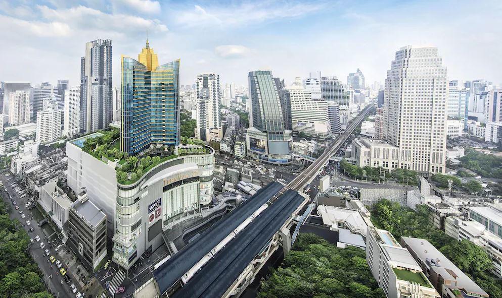 曼谷中心點大飯店 東南旅遊