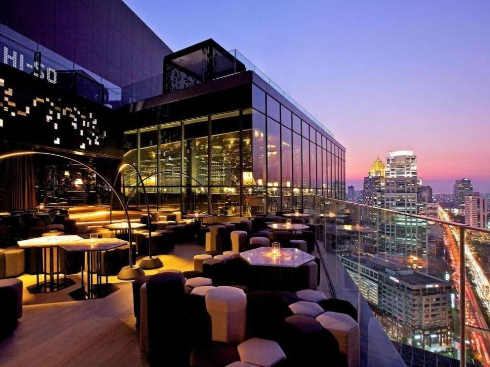 曼谷索菲特飯店 東南旅遊