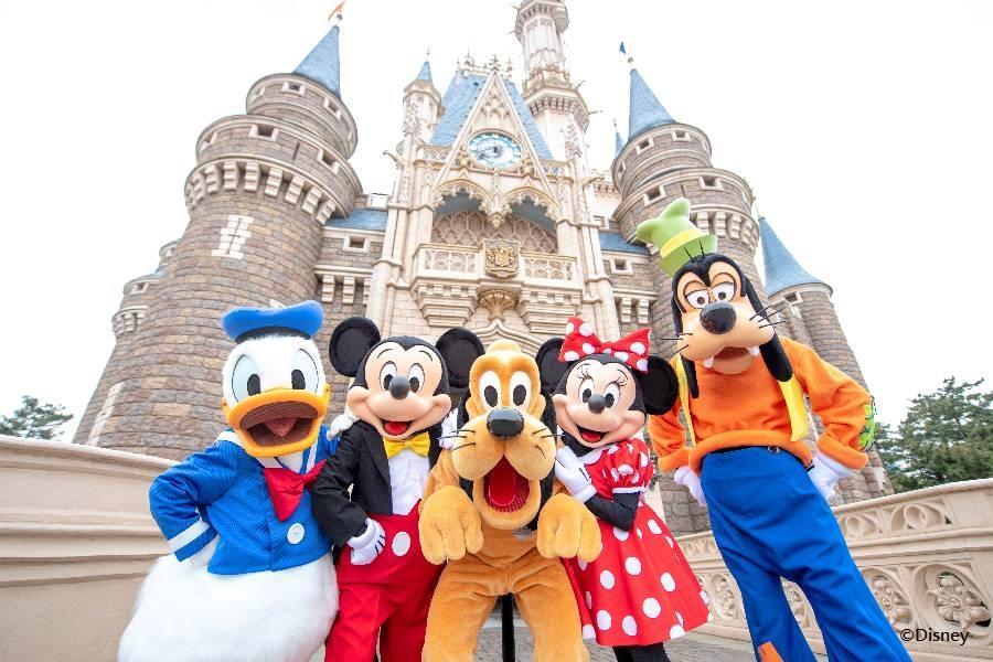 東京迪士尼樂園|東南旅遊
