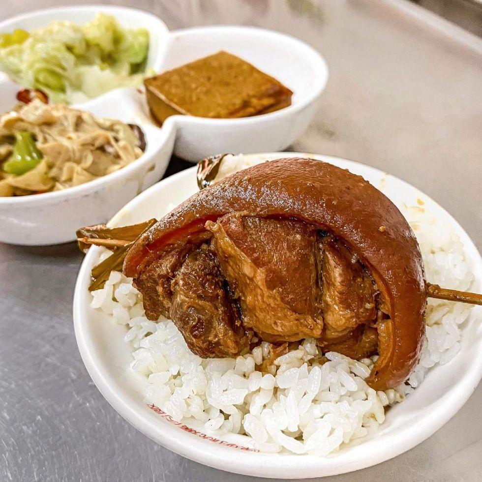 陳明統爌肉飯|圖片來源:IG帳號 @aling_foodiary