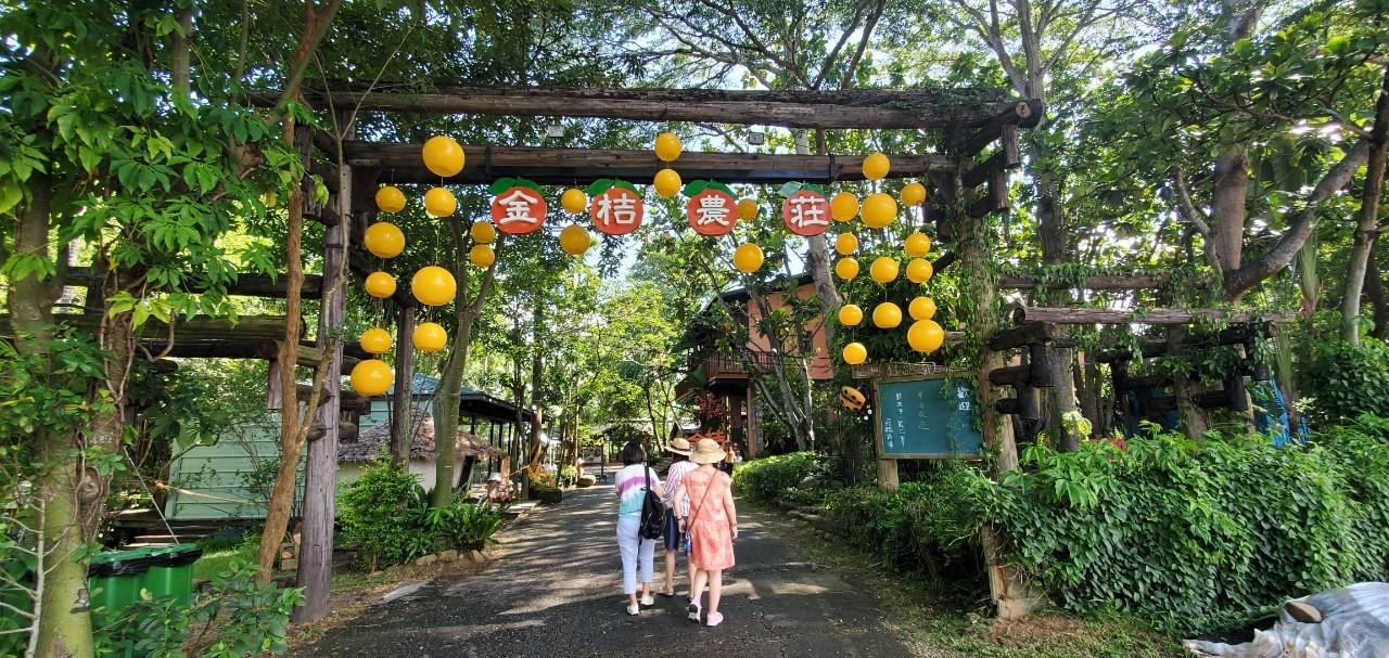 民雄金桔農莊|東南旅遊