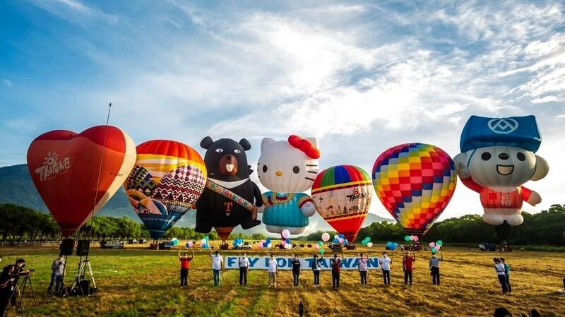 2021熱氣球|圖片來源:台東縣政府