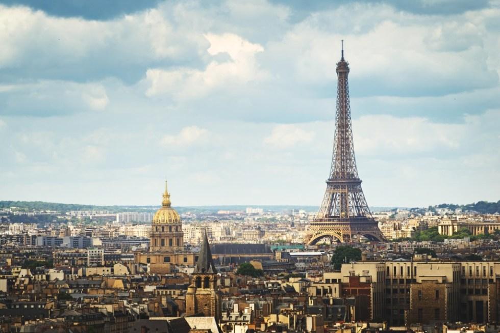 不可能的任務:法國艾菲爾鐵塔|東南旅遊