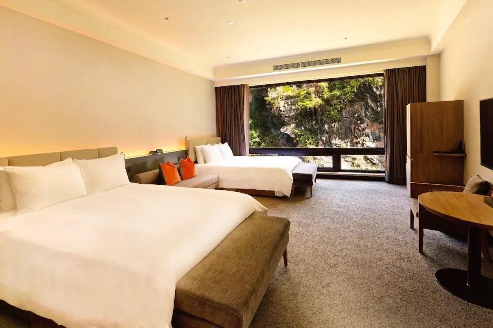 太魯閣晶英酒店|東南旅遊