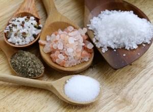 Sel dans l'alimentation : attention à votre santé