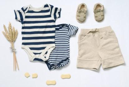 Vêtements bio enfant été