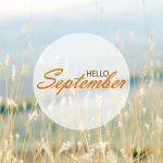 Les essentiels de septembre