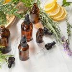 Les huiles essentielles de l'automne