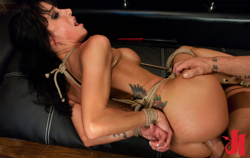 Girls getting fucked with bondage join