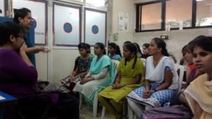SexDis workshop at NAB Mahalaxmi