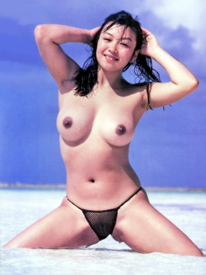 Japanese-AV-actress-Aya-Misawa-www.ohfree.net-037 Japanese gravure model, AV actress and pink film actress Aya Misawa