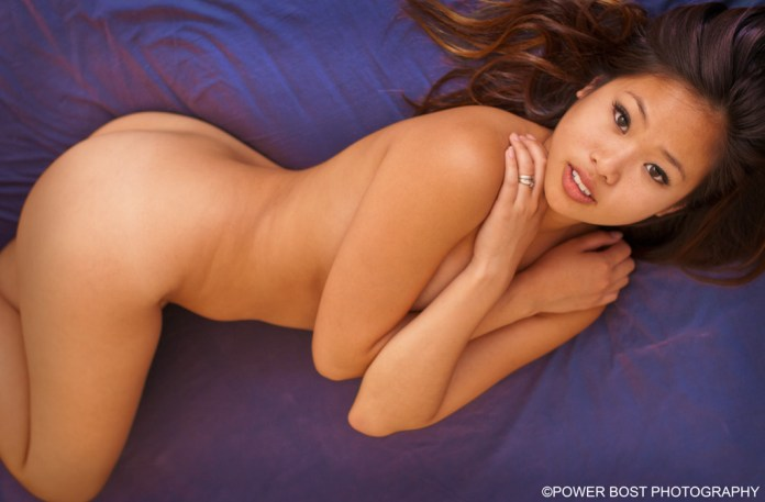 Nude-model-Audrey-Bliss-naked-photos-leaked-www.ohfree.net-049 Vietnamese, French and Cambodian nude model Audrey Bliss naked