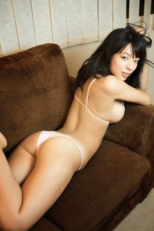 Japanese-Gravure-model-Mayu-Koseta-nude-004-from-sexvcl.net_ Japanese Gravure model Mayu Koseta nude sexy photos leaked