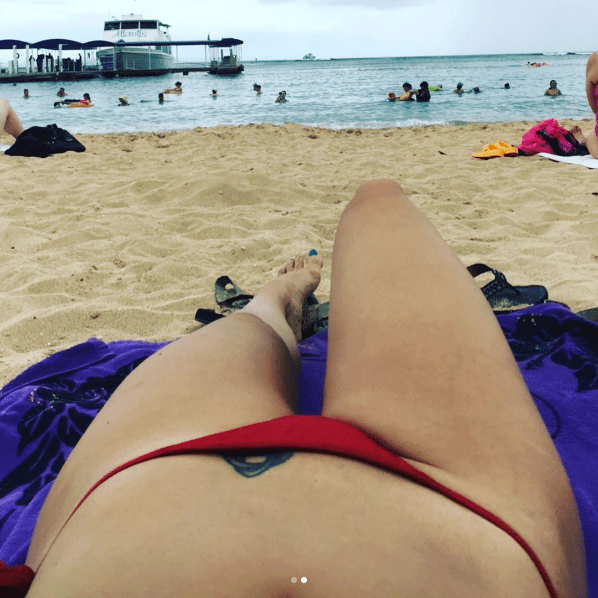 Model, actress Jennifer Lee Wiggins leaked nude sexy photos