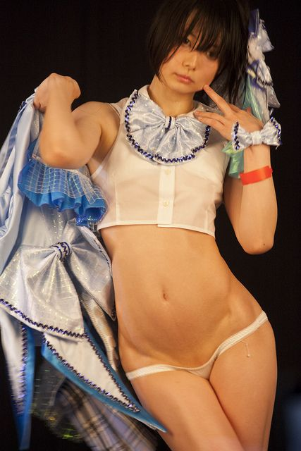 Ushijima-nude-sexy-photos-leaked-073-from-sexvcl.net_ Cosplay girl Iiniku Ushijima nude sexy photos leaked