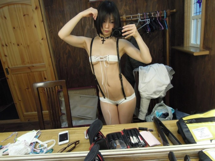 Ushijima-nude-sexy-photos-leaked-079-from-sexvcl.net_ Cosplay girl Iiniku Ushijima nude sexy photos leaked