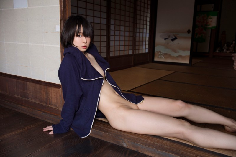 Ushijima-nude-sexy-photos-leaked-138-from-sexvcl.net_ Cosplay girl Iiniku Ushijima nude sexy photos leaked