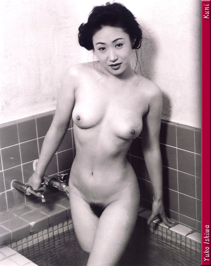 actresses nude Japanese