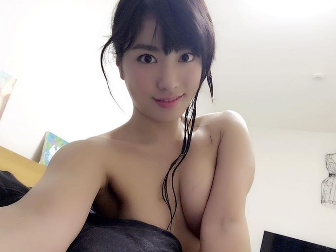 Me, please japanese gravure nude that