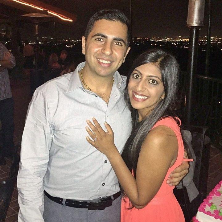 Megha-Kevin-Proposal-Orange-Hill-ring-engagement-Indian-wedding-venue