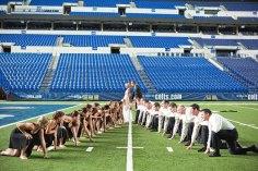 Wedding Day Photoshoot Inspiration; Carpenter Photo