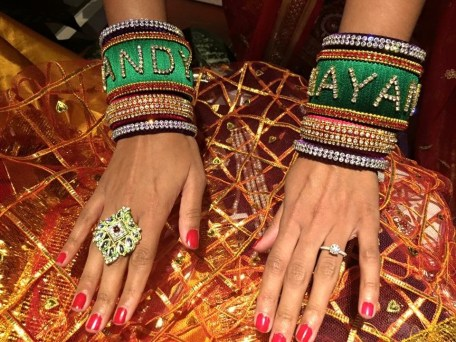 Loved my personalized bangles!