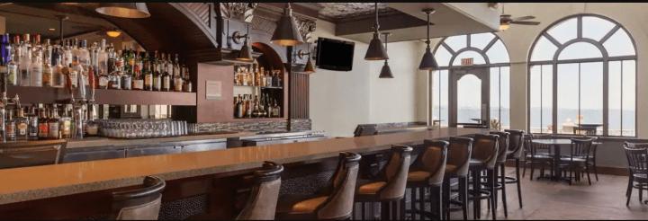 2-Embassy-Suites-San-Francisco-Airport-Waterfront-Ballroom-Indian-Wedding-Venue-restaurant