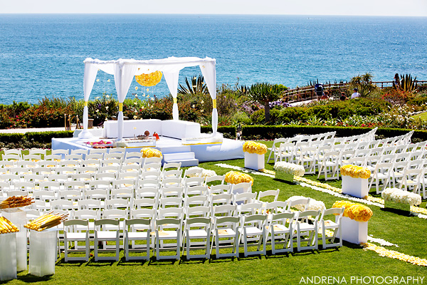 Indian wedding Montage Laguna Beach