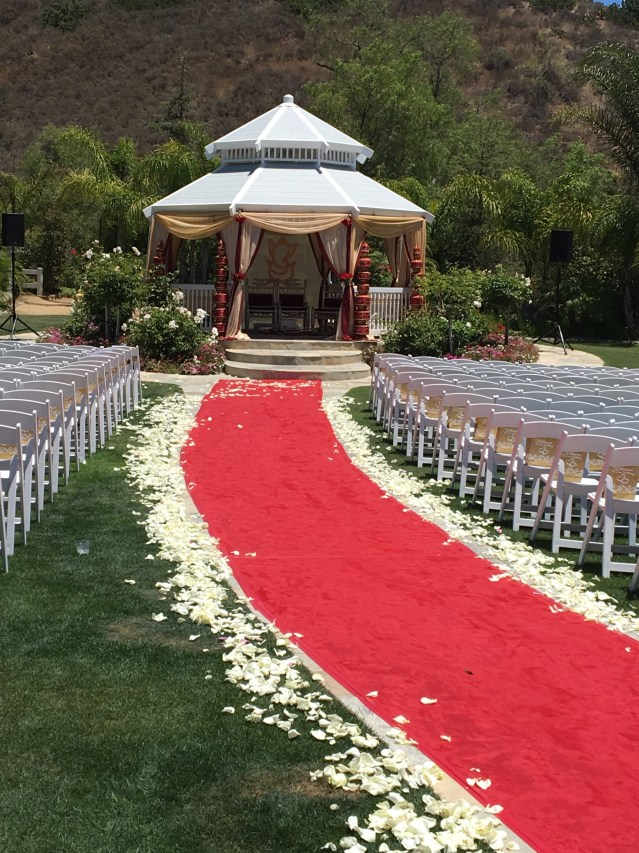 Indian wedding venue Moorpark Country Club