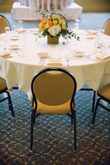 Moorpark Country Club's standard banquet chair