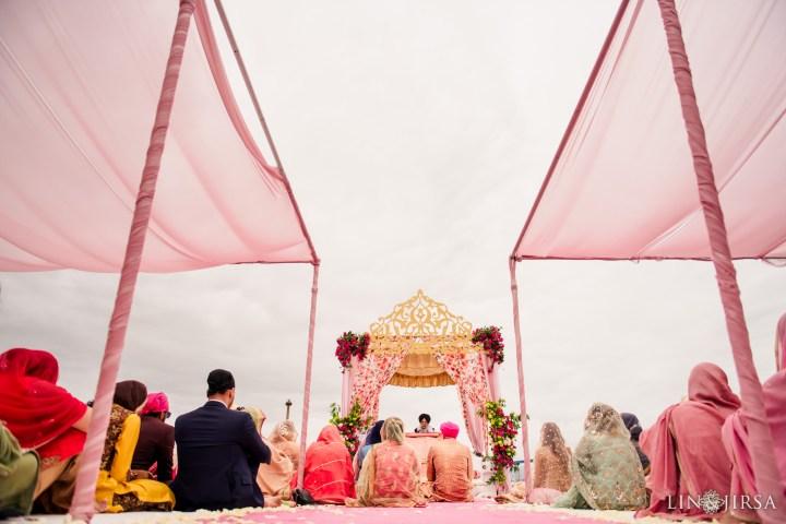 Sikh wedding at Coronado Island Marriott