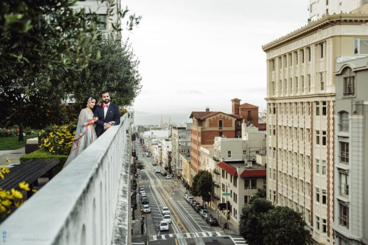 Indian wedding Fairmont San Francisco
