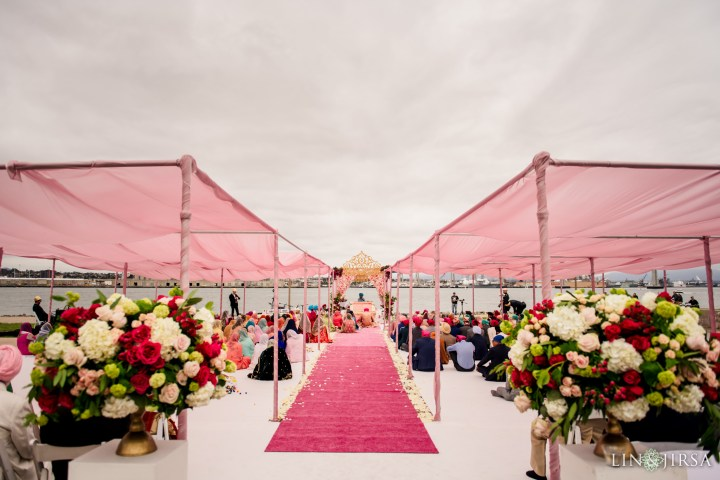Sikh wedding at the Coronado Island Marriott