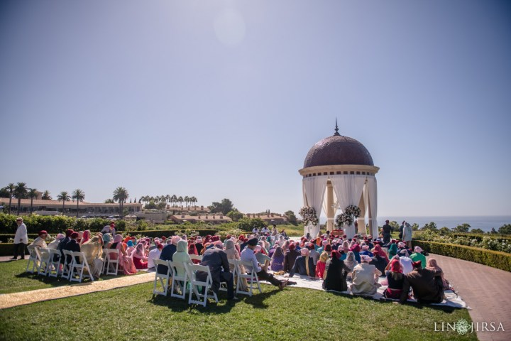 Sikh wedding at Pelican Hill Resort