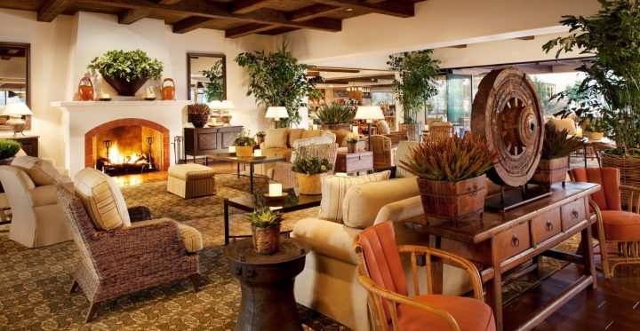Arizona Grand Resort & Spa Lobby