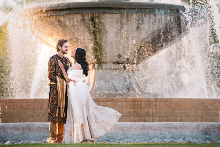 Indian wedding at Arizona Grand Resort & Spa