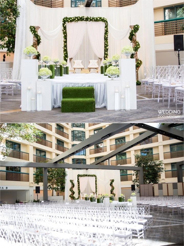 Indian wedding Hyatt Regency San Francisco Airport