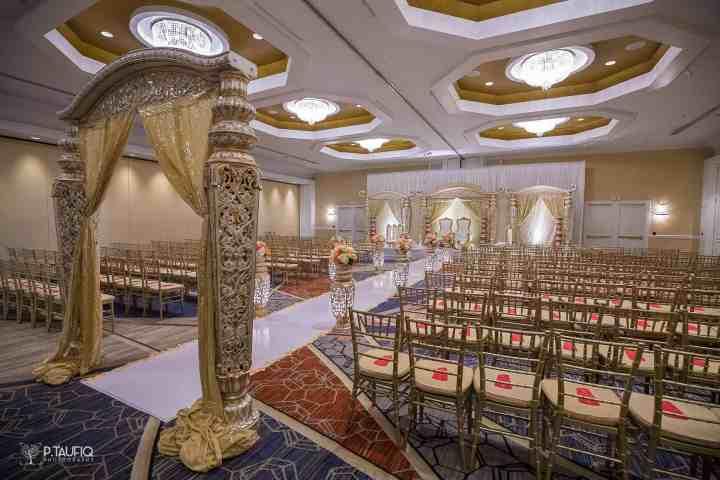 Indian wedding Boston Marriott Burlington
