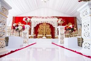 Indian wedding ceremony at the Hyatt Regency Cambridge