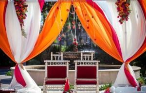 Indian wedding at the Pullman San Francisco Bay