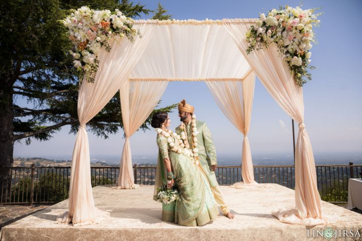 Indian wedding at The Mountain Winery