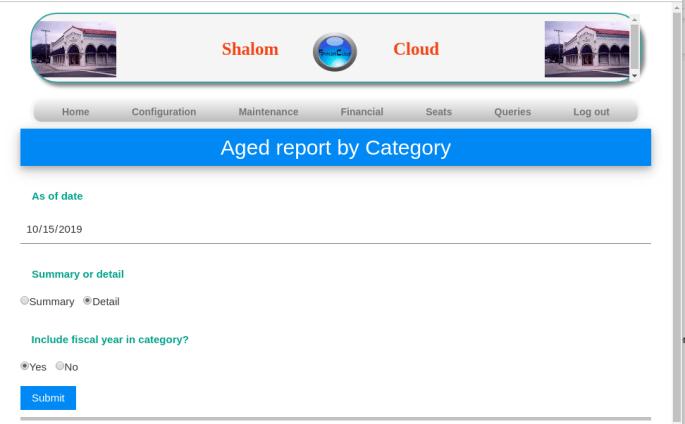 A/R Aged