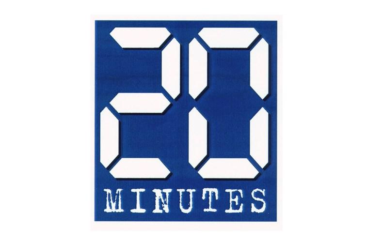 20 minutes modernise son logo blog shane. Black Bedroom Furniture Sets. Home Design Ideas