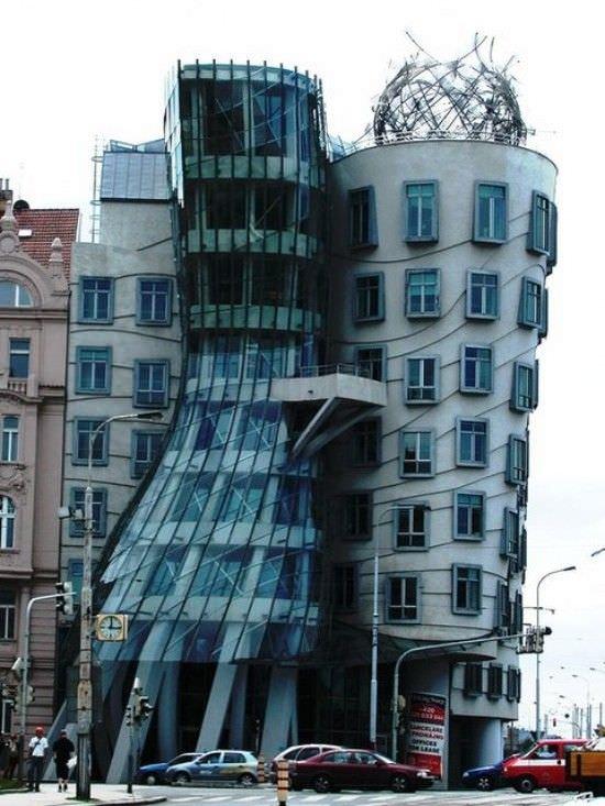Dancing-Building